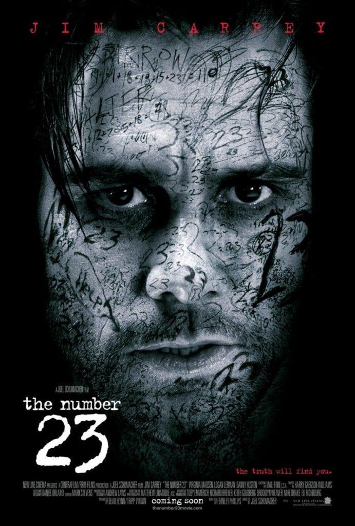 locandina the number 23