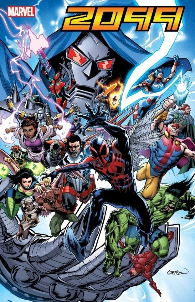 spider-man 2099 alpha