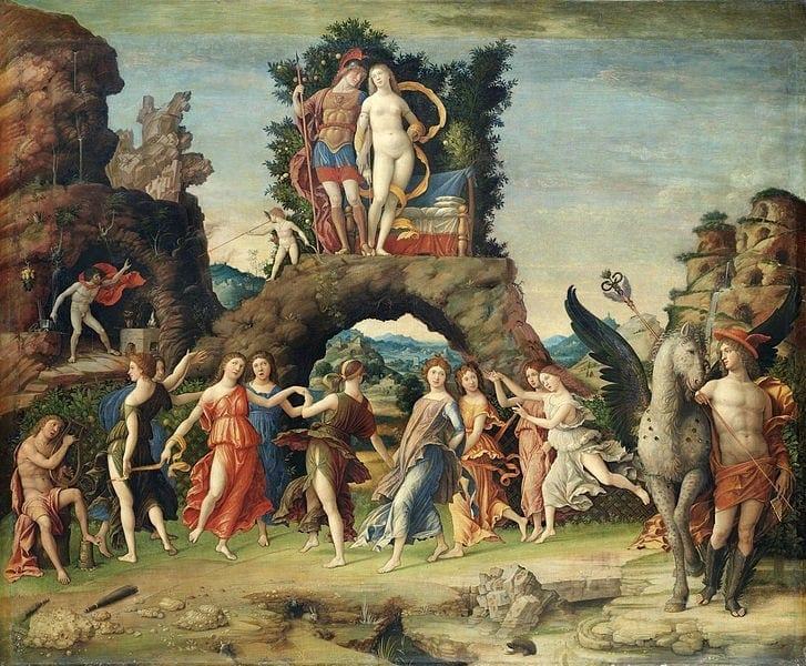 mitologia greca