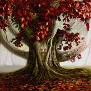 trono di spade albero del cuore
