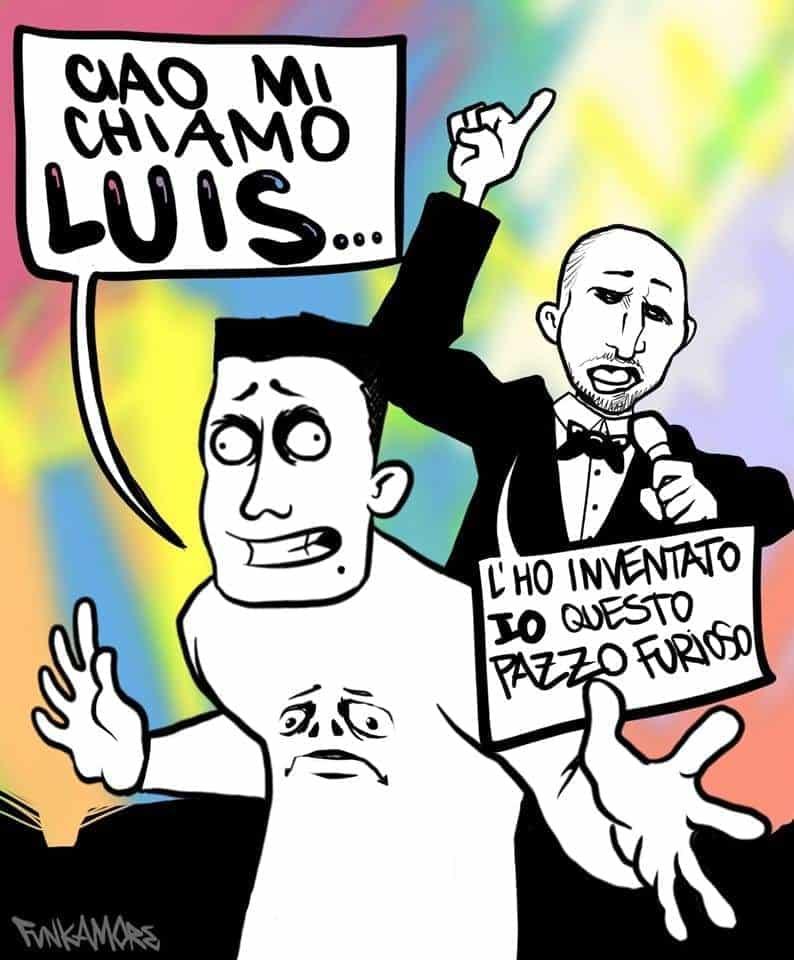 Luis e Pippo Baunty Montemagno (FUNKAMORE)