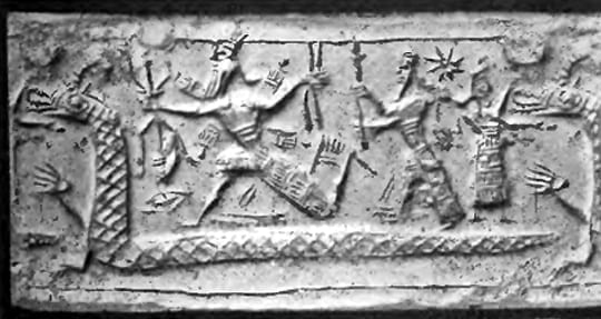 mitologia babilonese