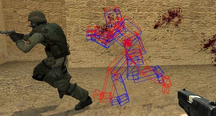 Hitbox Counter Strike