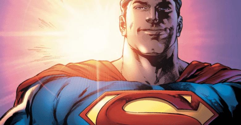 Superman su Twitter