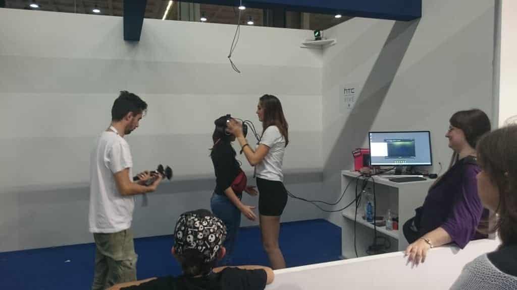 Gamesweek 2015 Steam VR