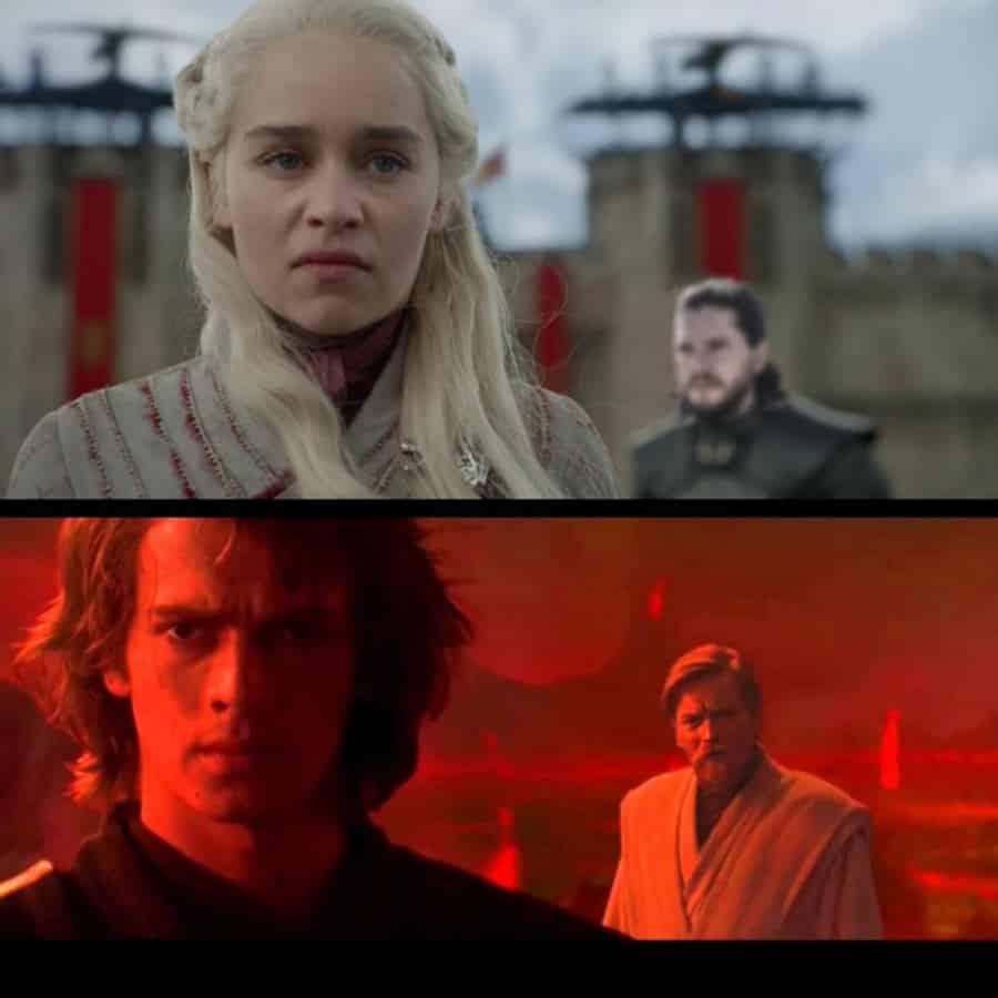 daenerys anakin skywalker