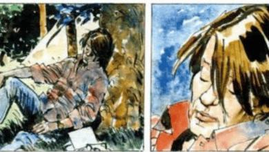 De Andrè a fumetti