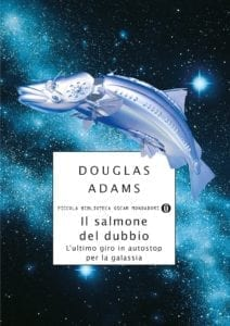 Dougla Adams salmone