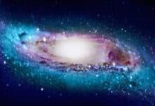 via lattea galassia 3d