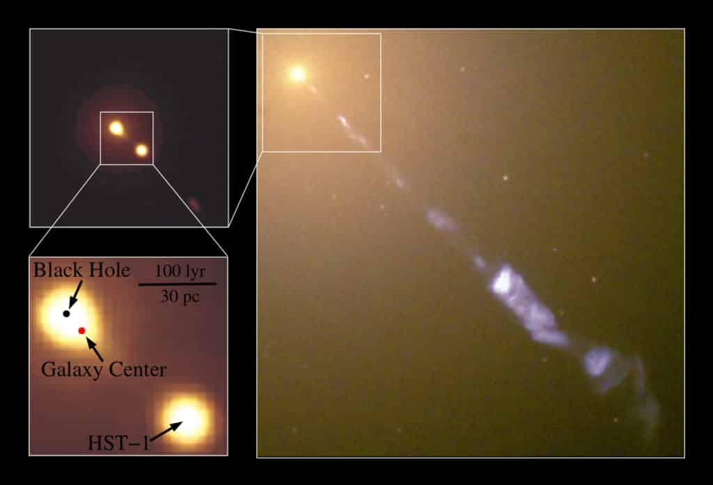 EHT: foto ottica M87