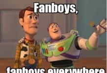 Fanboy