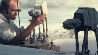 Ray Harryhausen star wars