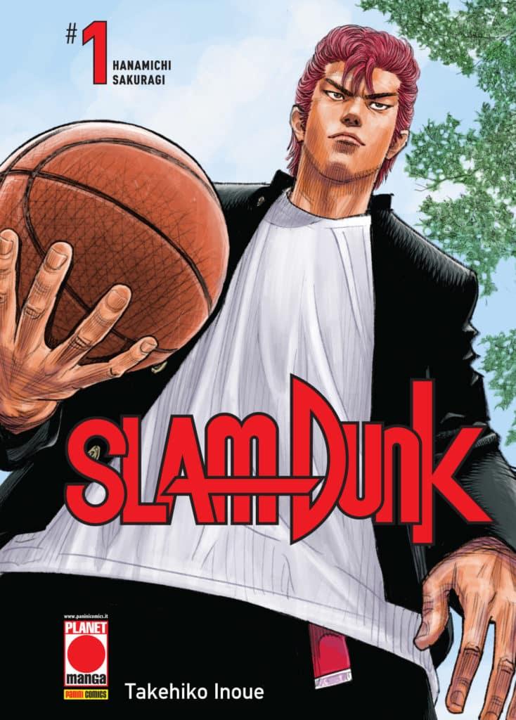 panini comics slam dunk