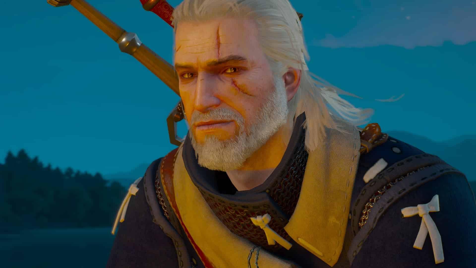 Geralt The Witcher 3 CD Projekt RED