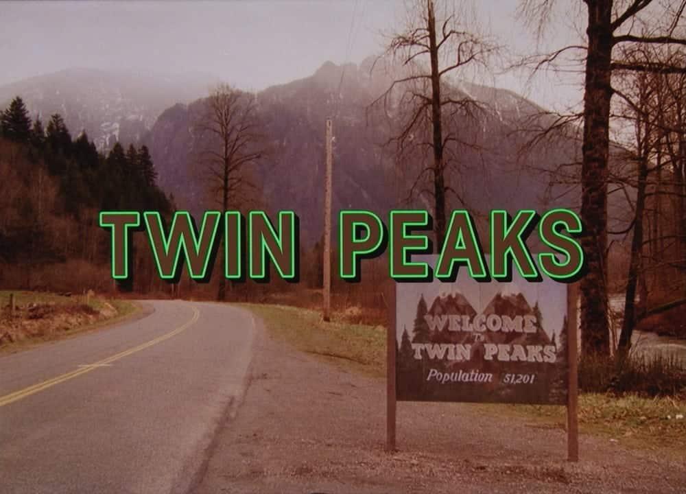 twin peaks cartello