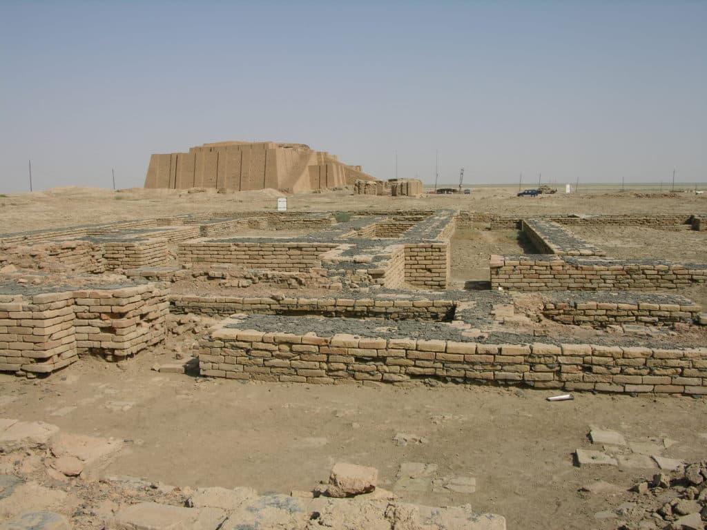 Necropoli di Ur - Nassiriya