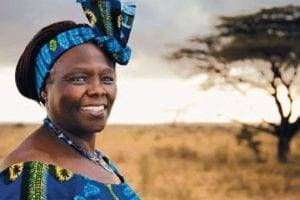 donne e ambiente, Wangari Maathai