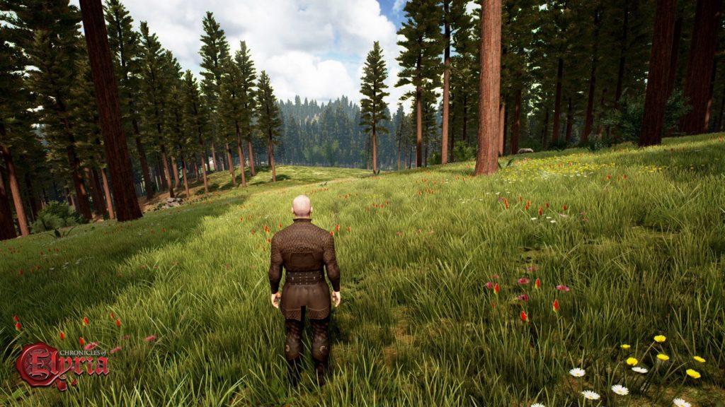 elyria gameplay