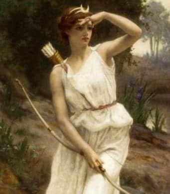 il mito di atalanta la cacciatrice favorita da artemide il bosone il mito di atalanta la cacciatrice