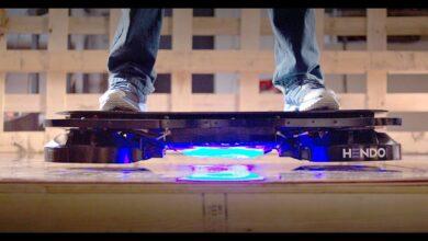 ritorno al futuro hoverboard
