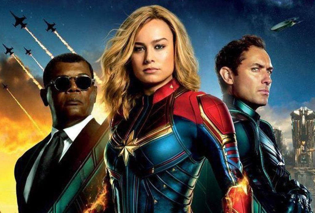 cast captain marvel