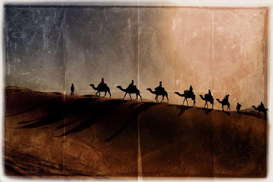 gioco di ruolo dal vivo sahara expedition