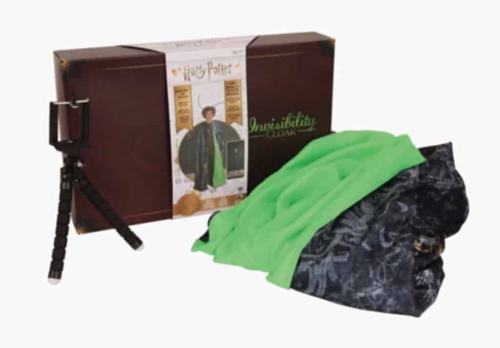 kit mantello dell'invisibilità