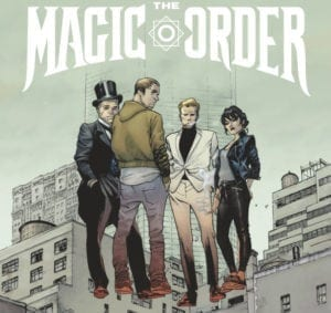 magic order di Mark Millar