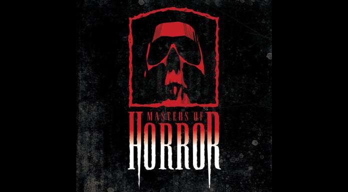 master of horror cover