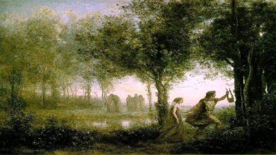 mito di orfeo ed euridice