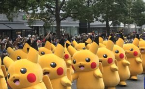 parata pokemon pikachu