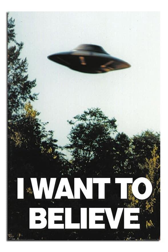 i want to believe ufologia