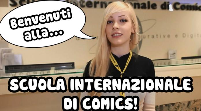 eventi scuola internazionale di comics torino