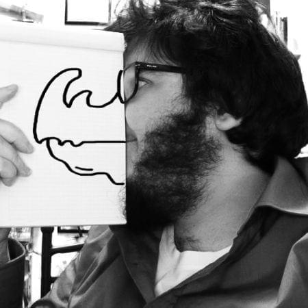 """Daniele Daccò, in arte """"il Rinoceronte"""" di Orgoglio Nerd"""
