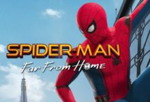 spider-man: far from home locandina