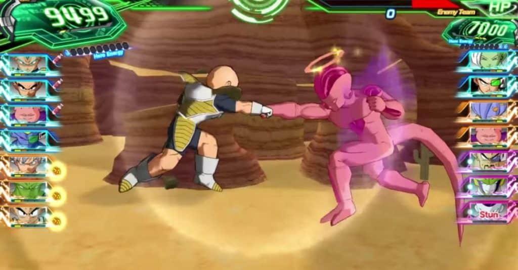 videogiochi dragon ball super