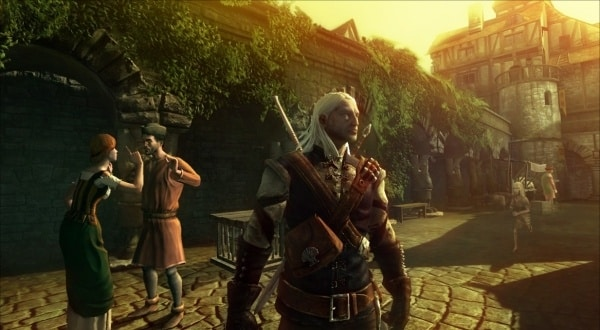 the witcher 1 remastered