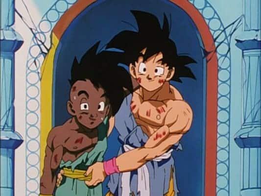 Ub e Goku
