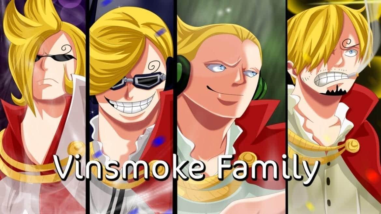 famiglia vinsmoke